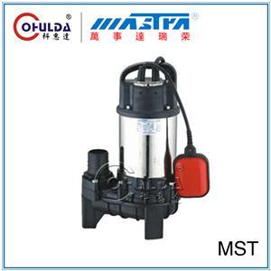 瑞荣MST流量大潜水泵