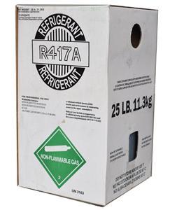 高温热泵专用制冷剂   R417A 雪种