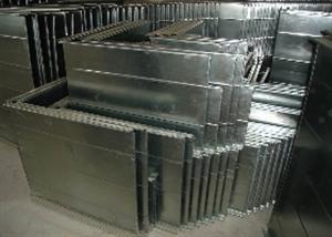 青岛白铁通风管道上门设计制作安装,厂库房厨房通风排