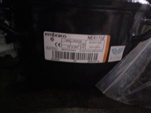 冰箱 恩布拉科冰柜压缩机NE6170Z