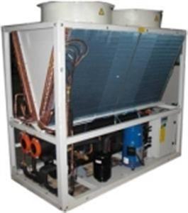 约克空调YCAE风冷模块式冷水(热泵)机组