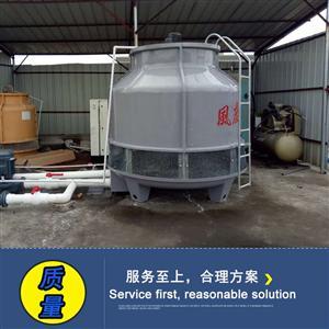 冷库制冷系统水冷降温冷却塔FD-80T冷却水塔