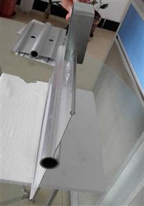 超长波纹铝排管
