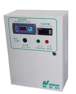 新亚洲电控箱制冷+化霜+相序保护7.5KW