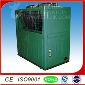 比泽尔压缩机保鲜低温商超岛柜机组