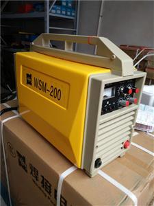 北京时代IGBT控制直流脉冲氩弧焊机WSM-200