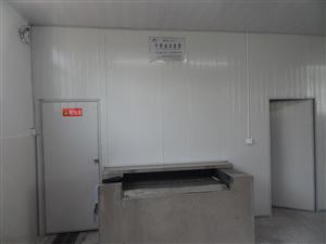 平网速冻隧道