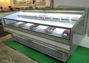 广州绿缔鲜肉冷柜