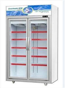 广州绿缔低温展示柜