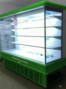 广州绿缔欧款内机风幕柜