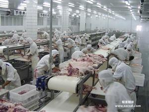 运城肉类冷藏冷冻库安装丨屠宰场禽肉类冷藏库建造