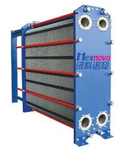 可拆式板式换热器 整机 废水蒸发用 不锈钢冷却器