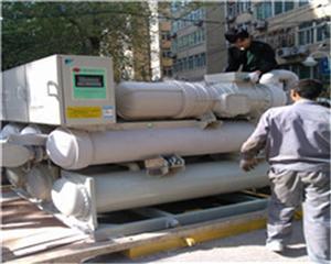 西安中央空调机组冷凝器清洗专业合作厂家