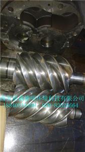 西北地区双螺杆压缩机维修专业合作厂家