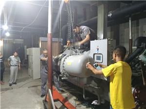 西安超市中央空调维修保养