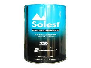 Solest 压缩机冷冻油Solest 220