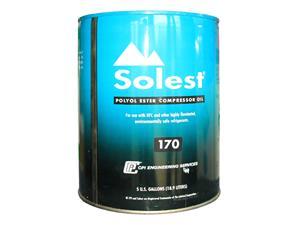 Solest 压缩机冷冻油solest 170