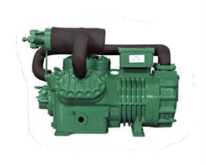 双级系列压缩机 油泵供油方式