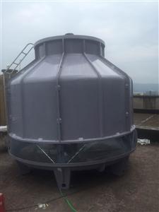 郴州冷却塔150T压缩机冷水塔150吨凉水塔
