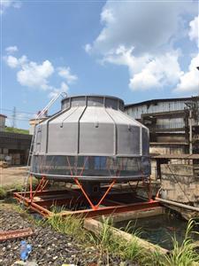 长沙冷却塔250吨发电机组专用冷却塔