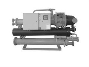 台亨牌水源热泵螺杆式冷水机机组