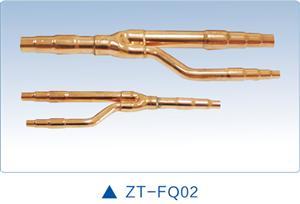 振通格力系列中央空调分歧管  ZT--FQ02