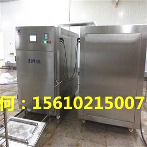 快餐盒饭米饭真空预冷机生产厂家
