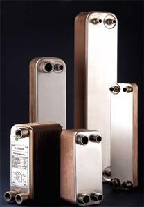 丹佛斯钎焊式板式换热器 冷凝器蒸发器 空调用蒸发器