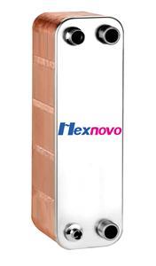 HW双壁系列 钎焊板式换热器 热交换器 冷凝器 蒸发器