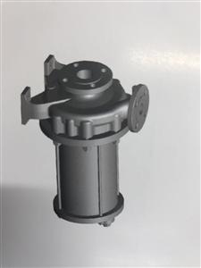 制冷屏蔽泵
