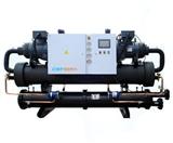 盐水低温冷水机组_山西工业冷水机组安装维修【程圣制