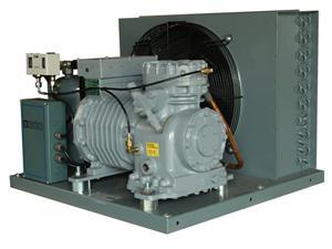 艾默生谷轮半封闭活塞压缩机制冷机组