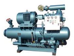 全滚动轴承单机双级螺杆制冷压缩机组