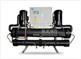 涡旋开放式水(地)源热泵机组