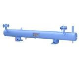 壳管干式蒸发器_冷库壳管式蒸发器