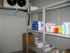 药品保鲜冷库