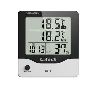 BT―3―01智能电子温湿度计高精度工业家用闹钟室内室外