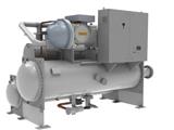 满液式螺杆水源热泵机组(单机)