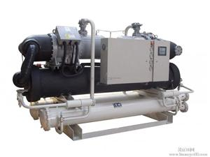 满液式螺杆冷水机组(双机)
