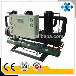 水冷螺杆式低温冷水机组(-10℃)