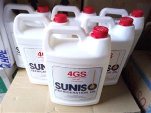 美国SUNISO太阳牌4GS冷冻油 冷库空调制冷压缩机专用冷