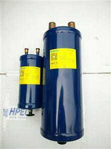 冷库空调制冷机组汽回气分离器气液分离器205/16mm接口