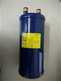 冷库空调制冷机组汽回气分离器气液分离器207/22mm接口