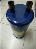 冷库空调制冷机组汽回气分离器气液分离器209/35mm接口