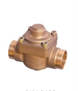 冷库空调制冷用活塞式单向阀PKV-3122/13   42mm焊口
