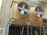 小区专用冷却塔风度50T低噪音方形冷却水塔