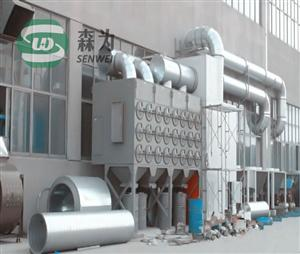 食堂圆风管/大型圆暖通管道/厂房圆风管 厦门森为风管