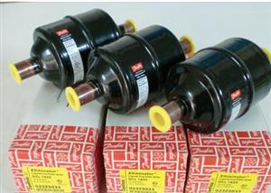 丹佛斯过滤器 DML164S 023Z5067 4分焊口空调冷库过滤