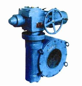 SHQ系列部分回转轴流式水轮机手电动调速器