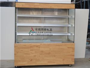 立式敞开式蛋糕柜开放式直角蛋糕柜
